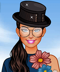 Asymmetric Addict Dress Up Game