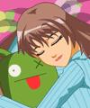 Sleeping Alora Dress Up Game