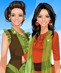 Eco Fashion Dress Up Game