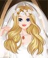 Vintage Wedding Dresses Dress Up Game