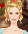 Cinderella Hair Salon Makeover Game