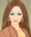 Lady Charlotte Elegant Evening Dress Up Game