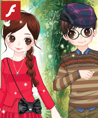 Love Actually Dress Up Game