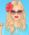Miami Beach Dress Up Game