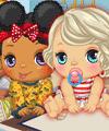 Three Sweet Babies