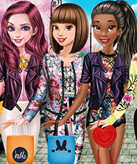 My Bold Street Style Outfit Dress Up Game