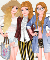 Anna Social Media Butterfly Dress Up Game