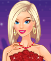 Red Carpet Date Dress Up Game