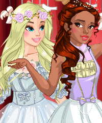 Angelic Dress Up Game