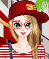 Dungarees Fashion Dress Up Game