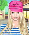 Classic Stripe Tees Dress Up Game