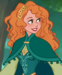 Fairytale Maiden Dress Up Game