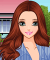 Casual Country Days Dress Up Game