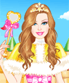 Barbie Diamonds Princess Dress Up Game