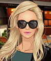 Simple Urban Style Dress Up Game