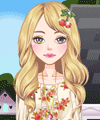 The Girl Next Door Makeover and Dress Up Game