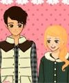 Soujo Manga Valentine Couple