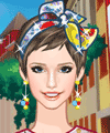 Italy is Love Dress Up Game
