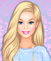 Barbie Princess Date Dress Up Game