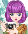 Autumn in Pictures Dress Up Game