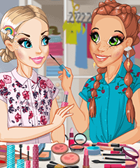 Make-up for BFF Game