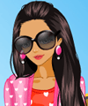 Heart Shaped Pattern Dress Up Game
