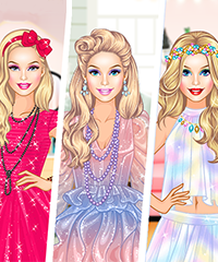 Fashion Tips with Barbie Dress Up Game