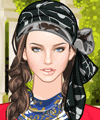 Scarves Loving Dress Up Game