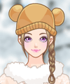 Pastel Colors Dress Up Game