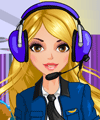 Pilot vs Stewardess Dress Up Game