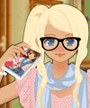 Sweet Anime Girl Makeover Game