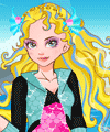 It Girl Lagoona Blue Dress Up Game