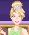 Barbie Fashion Show Dress Up Game