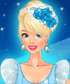 Cinderella Dream Dress Up Game
