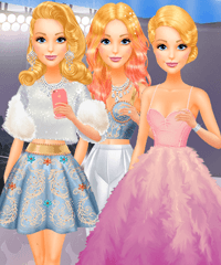 Barbie Fashion Startup Game