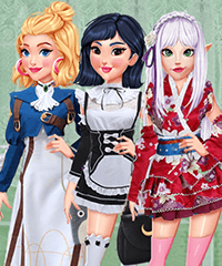 adult anime dress up spiele