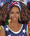 Hip Hop Dancer Dress Up Game