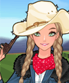 Cowgirl Makeover Game