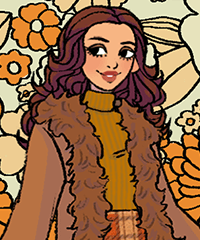 Groovy Retro - 60s and 70s Fashion Maker Game