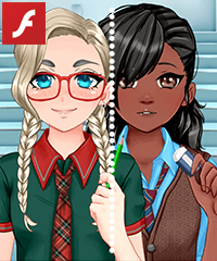 School Avatar Creator Part 1 Game