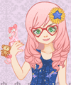 Sweet Lolita Mega Dress Up Game