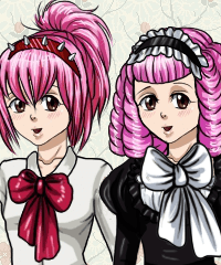Yachiru Kusajishi Bleach Dress Up Game