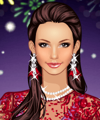Fireworks Dress Up Game