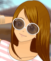 Sweet Summer Vacation Dress Up Game