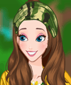 Jane Today Dress Up Game
