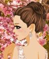 Trumpet Wedding Dresses Dress Up Game