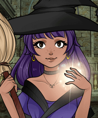 Witch Apprentice Creator Game