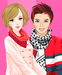 Alaexandra Date Dress Up Game