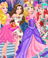 Disney Princess Bridal Shower