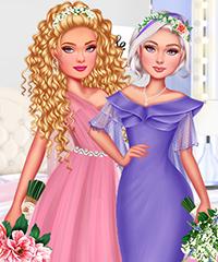 Insta Girls Gala Prep Dress Up Game